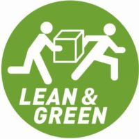 Embassy Freight Services Europe Lean and Green logo