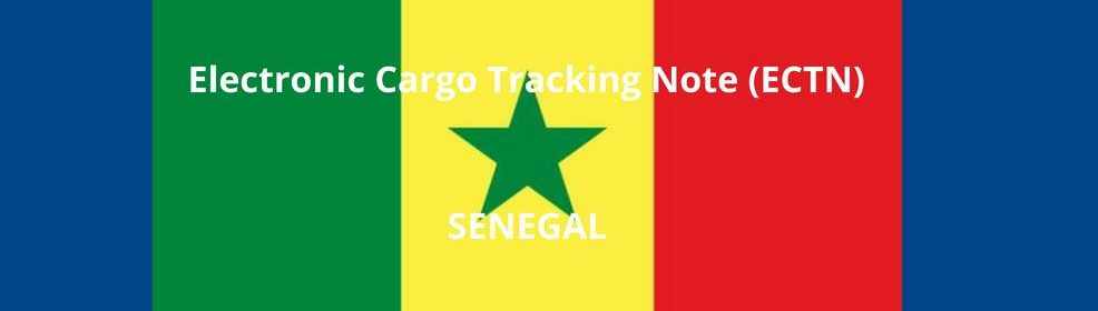 Waiver ECTN for Senegal