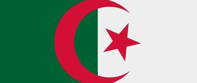Shipments to Algeria