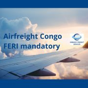 Airfreight Congo FERI mandatory header